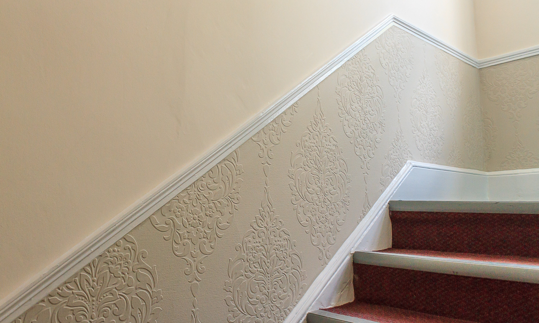 Crosse & Crosse Solicitors, Exeter: Offices & Hallway re-decoration No.2