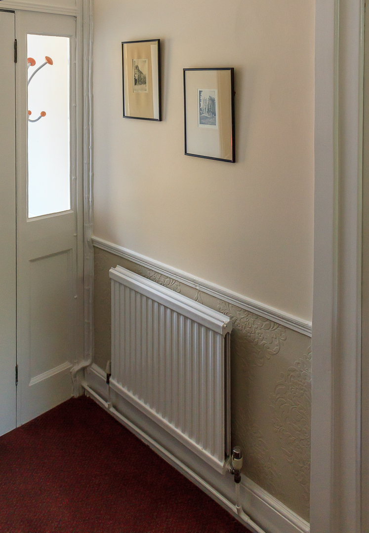 Crosse & Crosse Solicitors, Exeter: Offices & Hallway re-decoration No.1